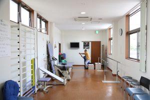 自主訓練室